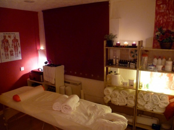 Euphoria Treatment Room
